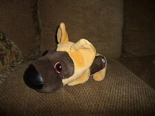 "HTF 14"" The Original Artist Collection GERMAN SHEPHERD Plush the DOG 14"" (3b)"