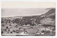 Dwygyfylchi,Near Penmaenmawr,Wales,U.K.Vie w of Village,Conwy County,c.1909