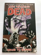 The Walking Dead Volume 8 Made To Suffer by Kirkman Image Comics Trade Paperback