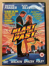 Blast from the Past DVD 1999 Cold War Bomb Shelter Comedy with Brendan Fraser