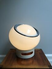 Vintage Mid Century 1970s Guzzini Space Age Clan Lamp