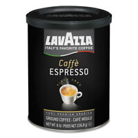 Lavazza Caffe Espresso Ground Medium Roast 8 oz Can 1450