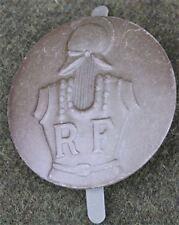 insigne de Casque Génie   modèle 37