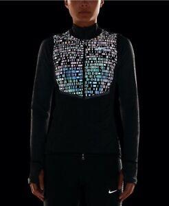 Nike Aeroloft / 800 Flash Atletismo Mujer Chaleco Negro XS Xtrasmall