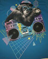 Bombox T-shirt For Men XL Hip Hop