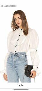 BNWT Gorgeous AJE Boab Shirt Size 10