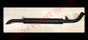 JCB PARTS EXHAUST SILENCER (481/10425) FASTRAC
