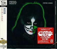 KISS PETER CRISS 2016 JAPAN RMST SHM HIGH FIDELITY FORMAT CD - BRAND NEW/SEALED