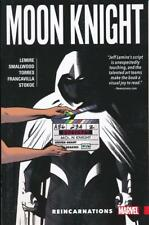 Moon Knight Volume 2: Reincarnations Softcover Graphic Novel
