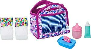 Baby Alive Diaper Bag Refill Doll Childs Toy Accessory Hasbro