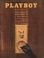 PLAYBOY MAY 1962 Door Knocker cover Marya Carter Cynthia Maddox Bare Maidens (4)