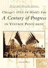 Chicago's 1933-34 World's Fair: A Century of Progress (IL) (Postcard History Se