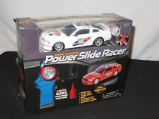 RC Ford Mustang Power Slide Racer Radio Control Car Battery Operated NEW (m237)
