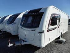 Coachman 1 Axles Caravans 4 Sleeping Capacity