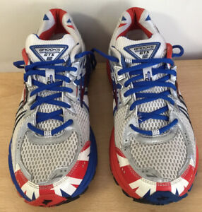Ladies BROOKS Adrenaline GTS Running Trainers Size UK 7.5 EU 41 Limited Edition