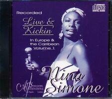 SEALED NEW CD Nina Simone - Live & Kickin' In The Caribbean Volume 1