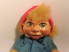 Composition Hand Puppet 13 inches tall  (10850)