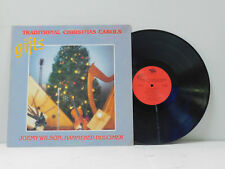 Joemy Wilson, Hammered Dulcimer christmas LP Traditional Christmas Carols