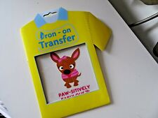 iron on t shirt transfers stickers kids brand new