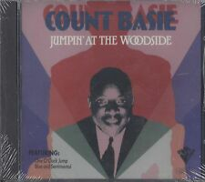 "COUNT BASIE  ""Jumpin' At The Woodside""'---NEW SEALED JAZZ CD Last 1 Left!!!!"