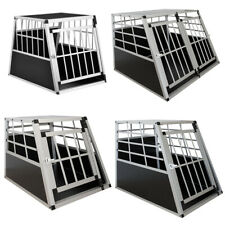 Hundetransportbox Hundebox Autotransportbox Reisebox Alu Transportbox Sam´s Pet®