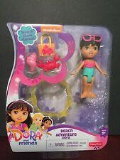 New Dora And Friends - Beach Adventure Dora Charms