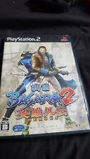 PS2 Sengoku BASARA2 Heroes Gaiden PlayStation 2 the Best [NTSC-J] Japan Import