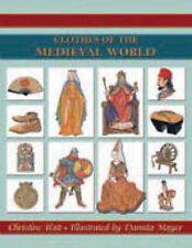 Clothes of the Medieval World (Costume History)-ExLibrary