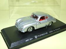 PORSCHE 356 A Coupe Gris DETAILCARS 221
