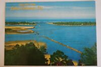 Greetings from Lakes Entrance Victoria Australia Vintage Collectable Postcard.