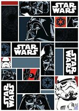 Associated Weavers Home Life Stw0195 - alfombra con Diseño Star Wars 95 X 13...