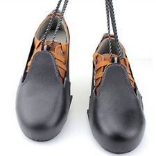New Portable Light Visitor Steel Toe Cap Shoes Cover Work Safety Shoes footwear