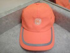General Electric GE Employee Uniform Orange Reflective Grey Baseball Hat Cap NEW