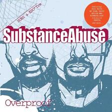 Substance Abuse - 'Overproof' (Vinyl LP Record [2LP])