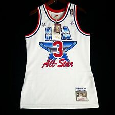 100% Authentic Patrick Ewing Mitchell & Ness 1991 91 All Star Jersey Size 52 2XL