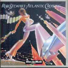 ROD STEWART: ATLANTIC CROSSING - PROMO CD ALBUM - 10 TRACKS: DRIFT AWAY, SAILING