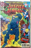 Justice League International #63 - Jones, Jacobs - DC 1994 - 9.2 NM-