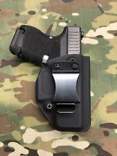Black Kydex IWB Holster for Glock 26 GEN5 Holster