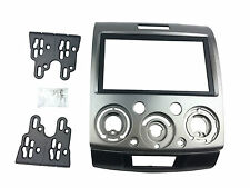 Radio Fascia for Ford Everest Ranger MAZDA BT-50 BT50 2 Din Stereo Panel Frame