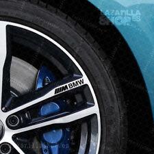 5x Sticker M BMW pegatinas vinilo para llantas coche BMW Calidad 8 años (5pcs)