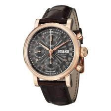 Stuhrling 139.04 Prestige Prominent Swiss Automatic Chronograph Mens Watch