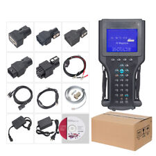 OBD2 Diagnostic Scanner OBDII Tech with Tis2000 32m Card Fit for GM Isuzu Opel