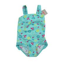 Kanz Bademode Badeanzug Schwimmanzug Kinder Baby türkis Gr.74,80,86,92,98,104