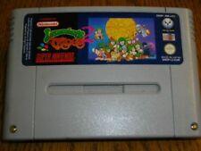 Lemmings 2 II tribes para Super Nintendo SNES