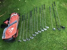 SET OF OF GOLF CLUBS Including Wilson ultra 45