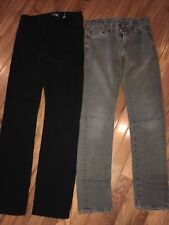 Men's Jeans 28x32 Rude And American Eagle