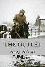 The Outlet by Andy Adams (2017, Paperback)