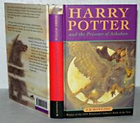Harry Potter & The Prisoner Of Azkaban, Hardback, J.K. Rowling, 1999 28th Print