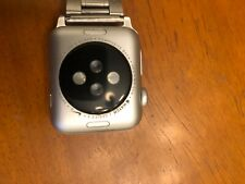 Excellent Condition Apple Watch Series 3 38mm Nike Edition Silver and Grey Band