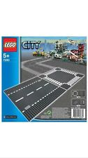 LEGO City Straight & Crossroads 7280 - Brand New - Factory Sealed Base Plate